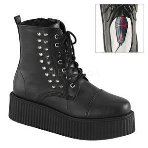 Other - Mens Platform Lace Up Oxford Creeper Ankle Boots